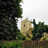 garden-overlooked-by-Sudborough-Parish-Church